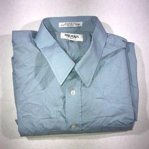 Balmain Paris Button up long sleeve shirt